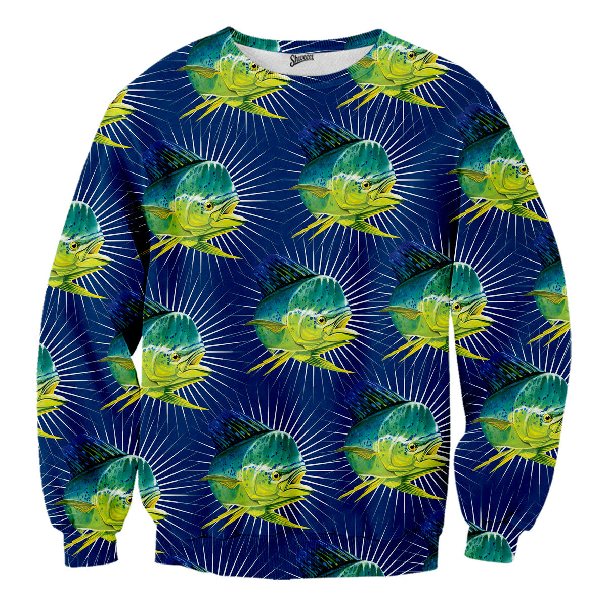 Mahi Fish Sweater - Shweeet