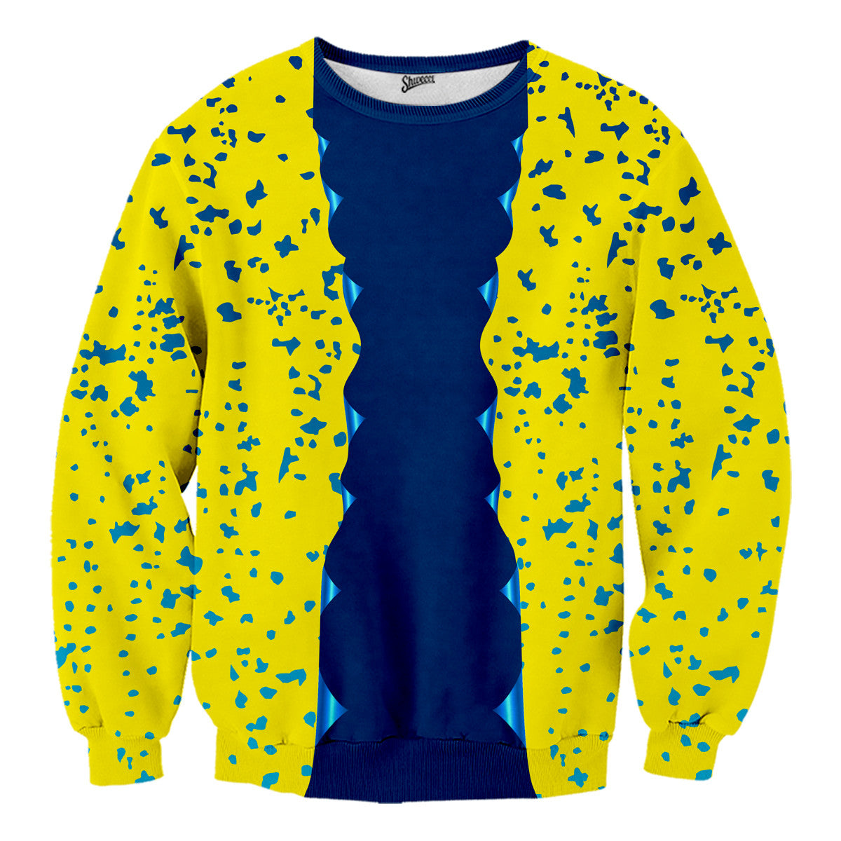 Mahi Fish Skin Sweater - Shweeet