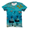 Scuba Oskar and Klaus T-Shirt - Shweeet