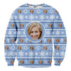Image of Custom Face Hanukkah Sweater - Shweeet