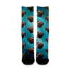 Pug Galaxy Socks - Shweeet