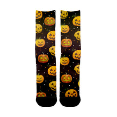 Pumpkin Socks - Shweeet