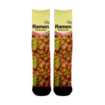 Shrimp Ramen Socks - Shweeet