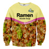 Shrimp Ramen Sweater - Shweeet