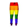 Image of Rainbow LGBT jogger pants