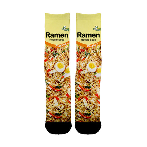 Ramen chicken Socks - Shweeet