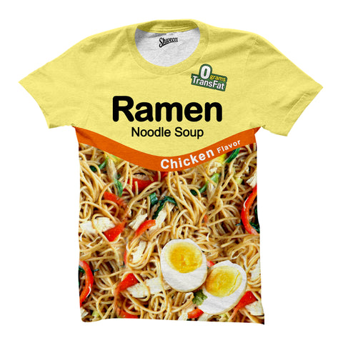 Chicken Ramen Shirt - Shweeet