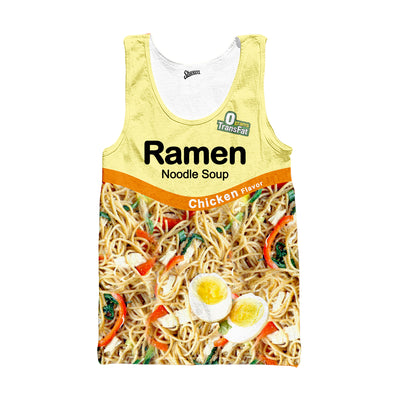 Chicken Ramen Tank top - Shweeet