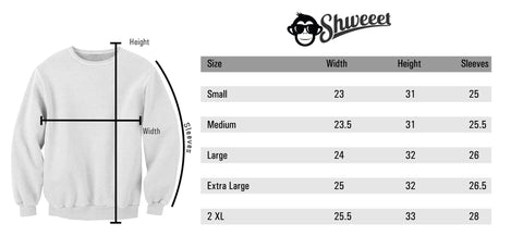 White Tiger Sweater - Shweeet