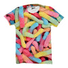 Sour Worms T Shirt - Shweeet