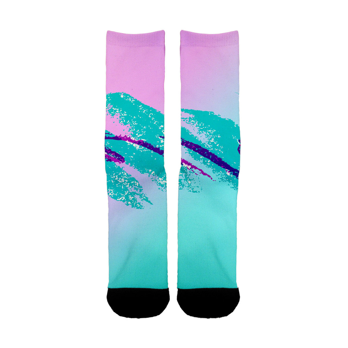 Jazz Paper Cup Socks
