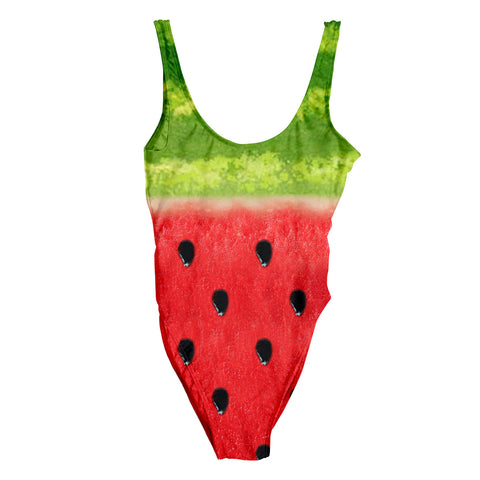Watermelon One Piece Swimsuit - Shweeet
