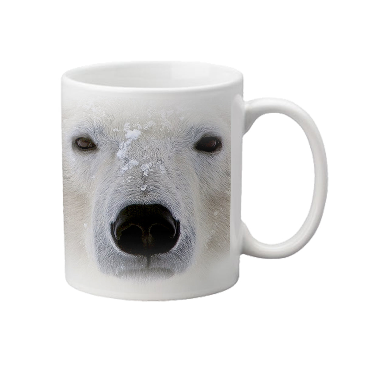 Polar Bear Coffee Mug - Shweeet