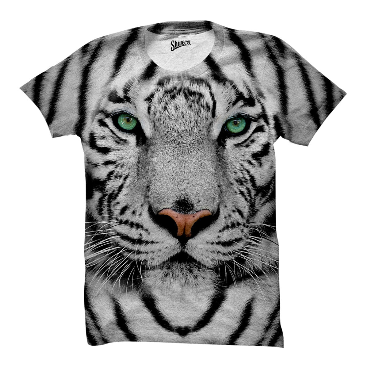 White Tiger T shirt - Shweeet