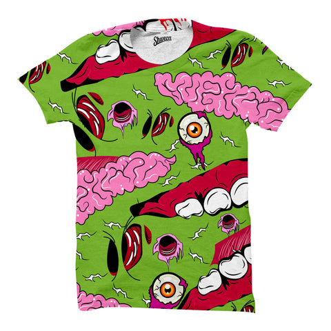 Zombies Ooze T-shirt