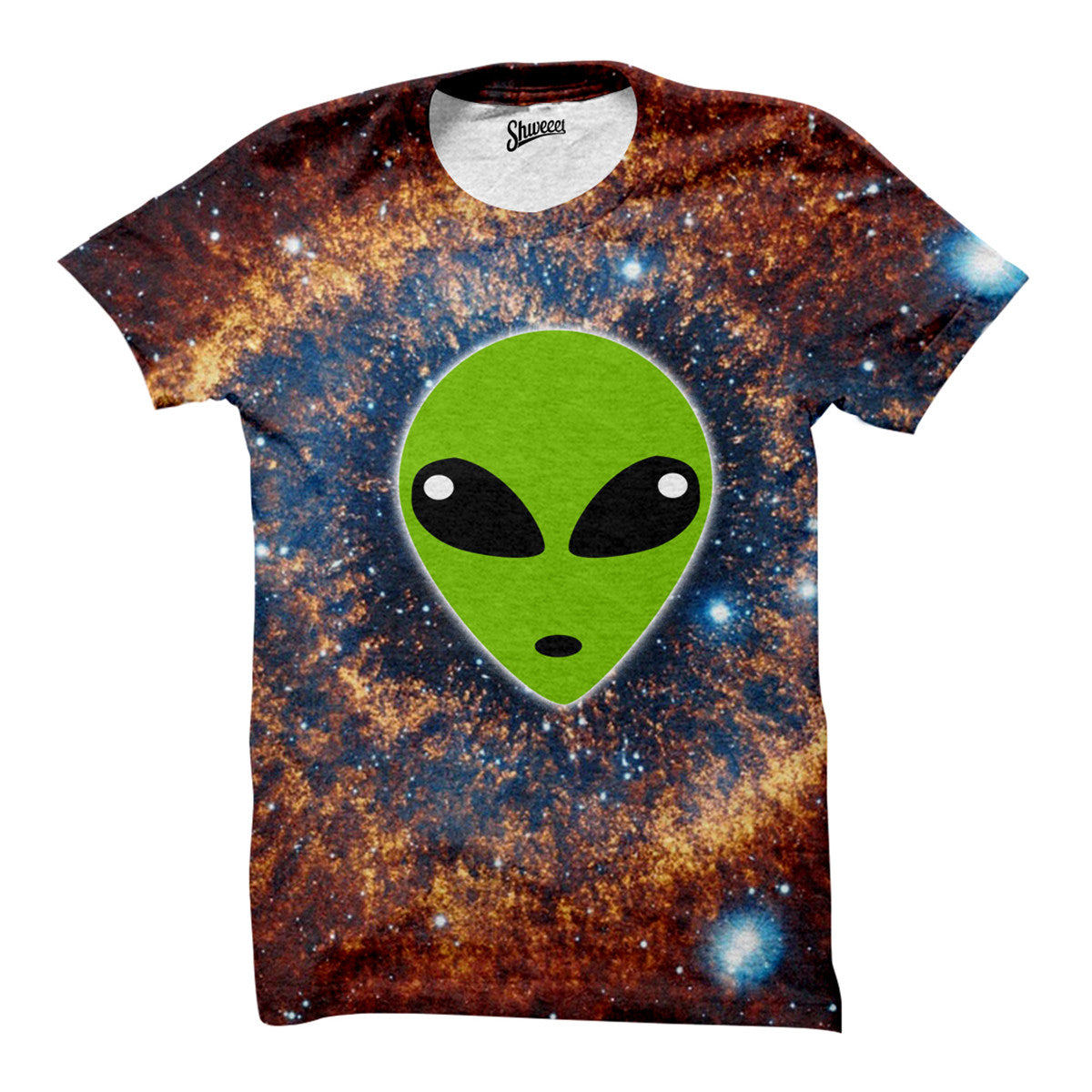 Galaxy Alien T shirt - Shweeet