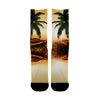 Beach Sun Set Socks - Shweeet