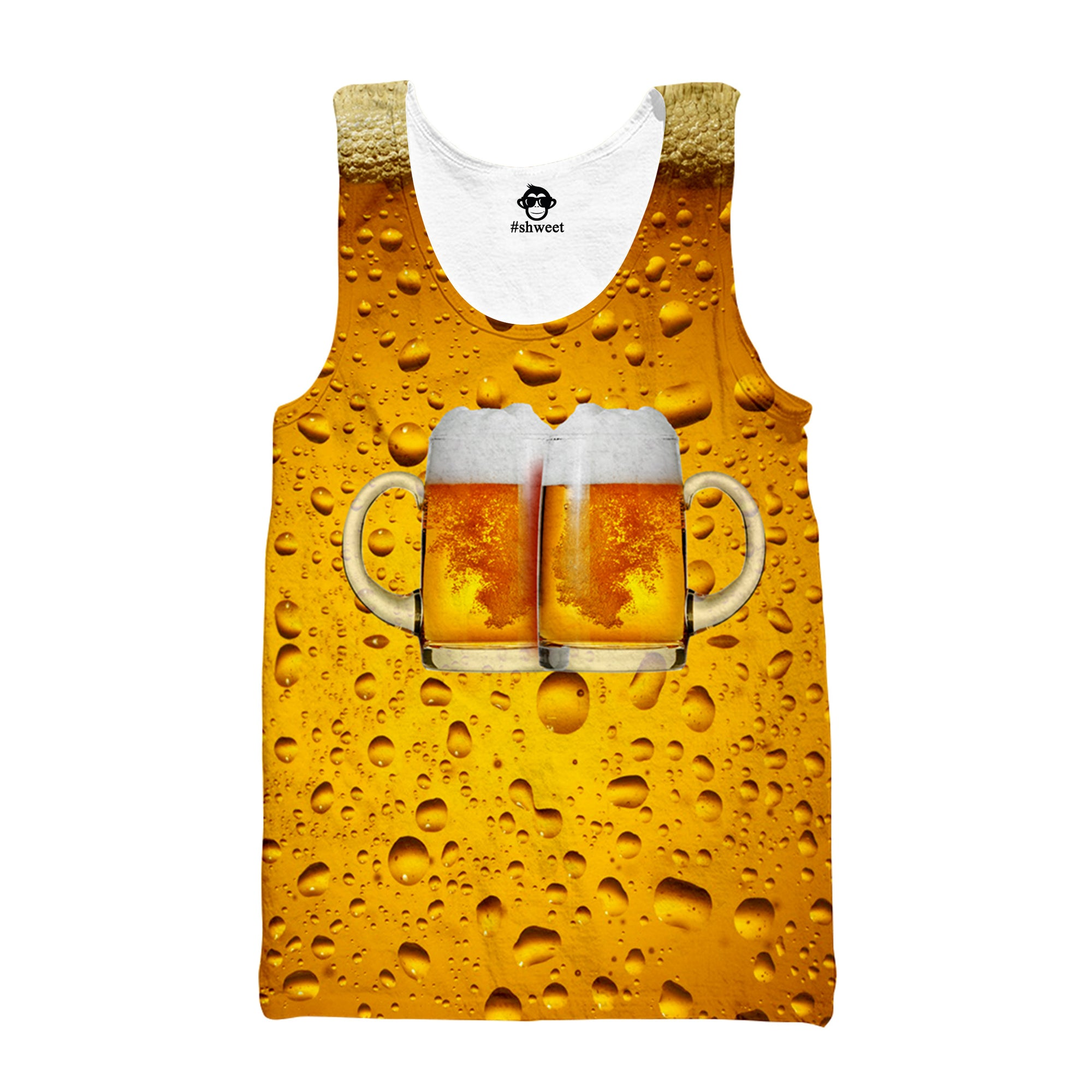 Beer Cheers Tank top - Shweeet