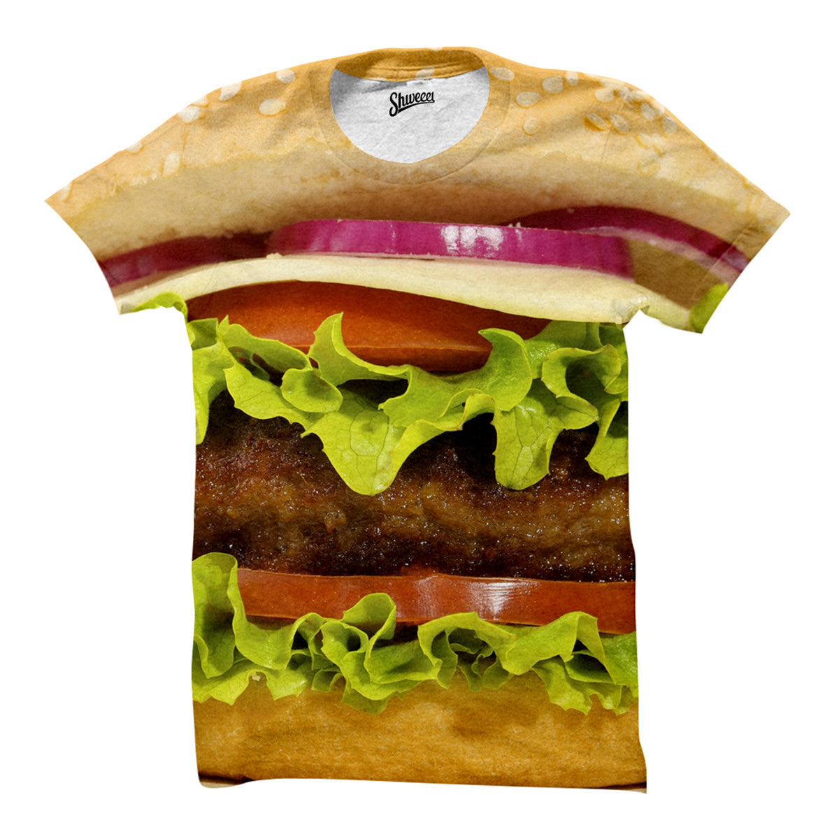 Burger T-shirt - Shweeet