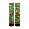 Custom Christmas Socks