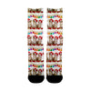 Christmas Cat Socks - Shweeet