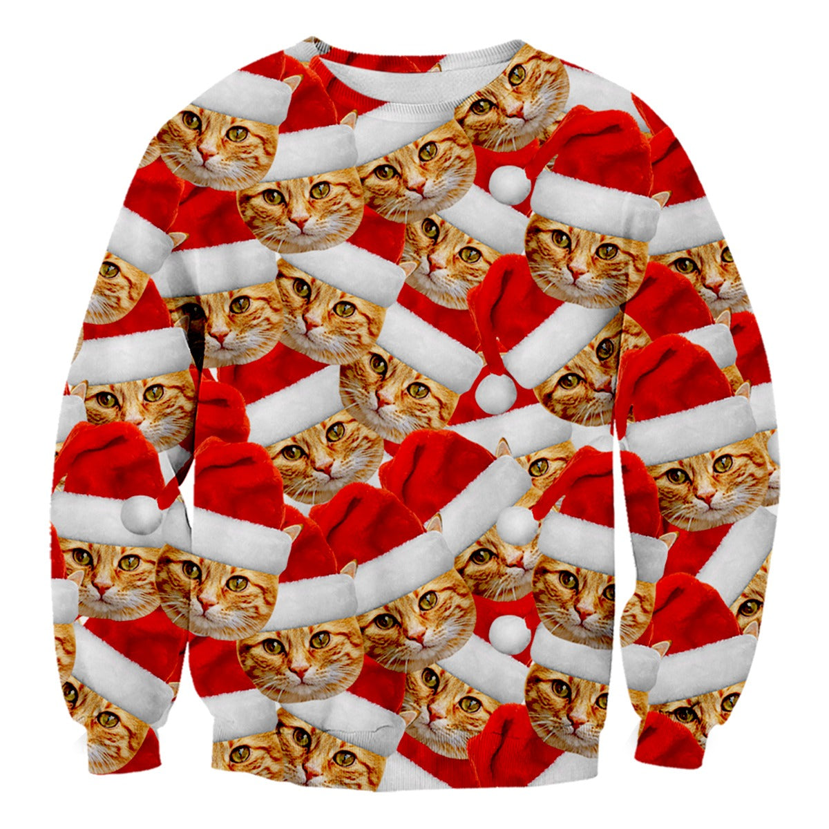 Custom Christmas Sweaters.Custom Christmas Sweater With Your Pet