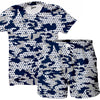 Image of Dallas Camo Shirt and Shorts Combo - Shweeet
