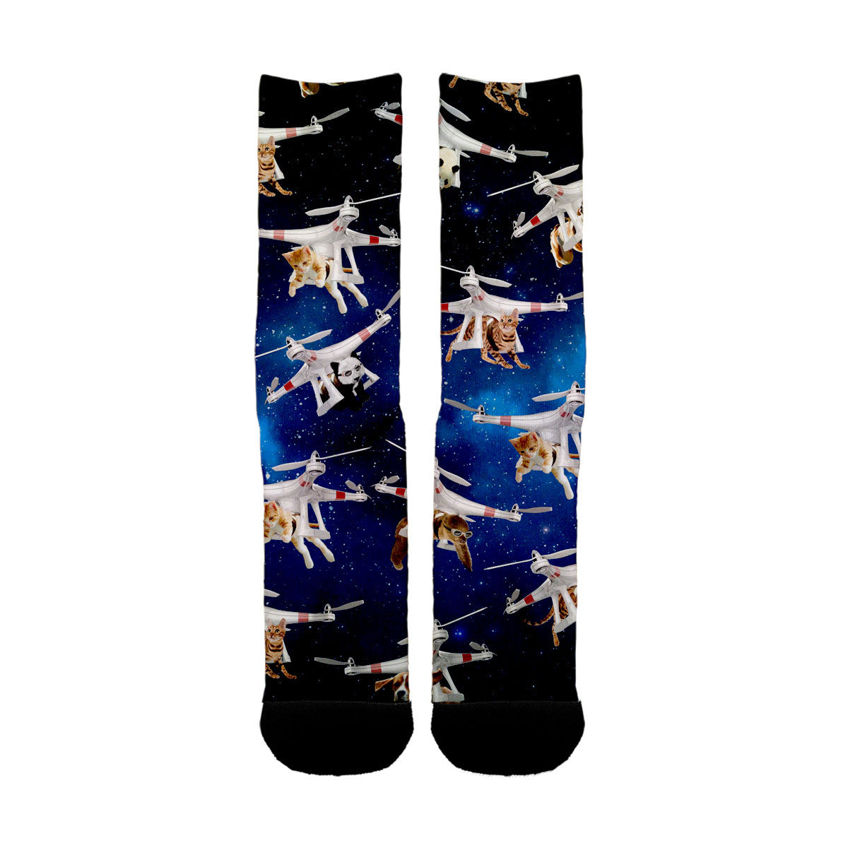 Drone Animals Socks