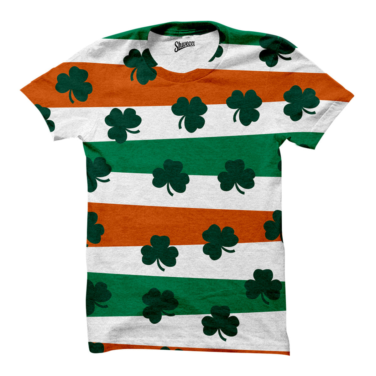 Ireland Flag N' Clover Shirt