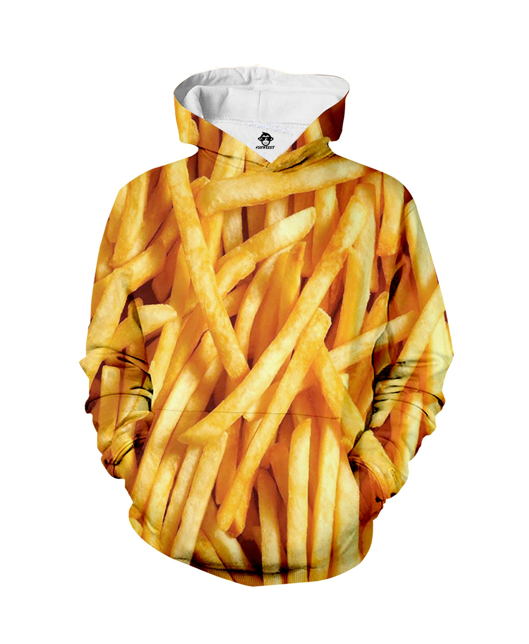 French Fries Hoodie - Shweeet