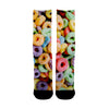 Fruit Loops Cereal Socks - Shweeet