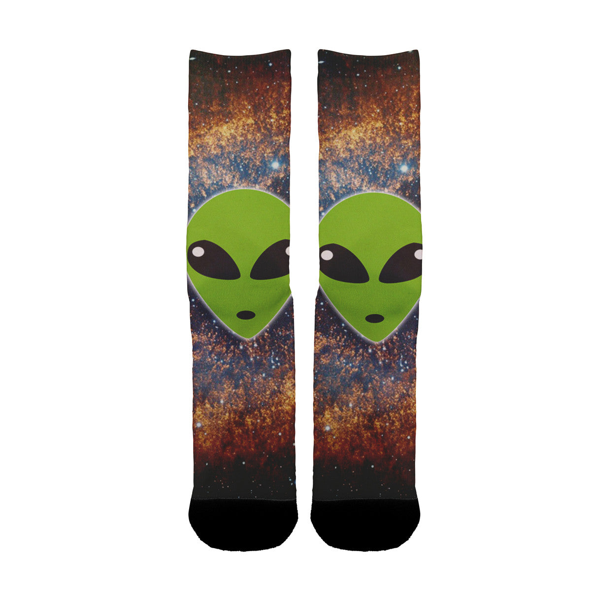 Galaxy Alien Socks