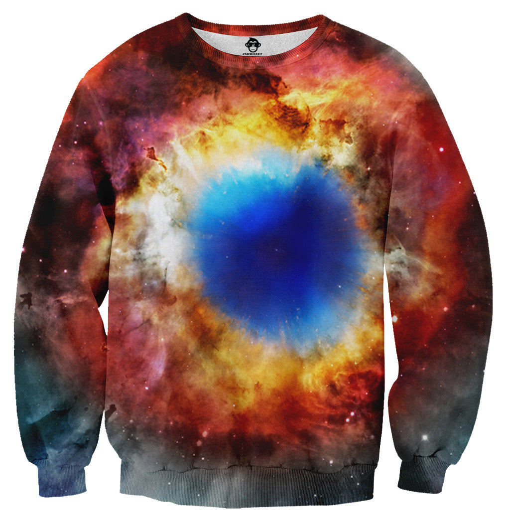 Galaxy Explosion Sweater