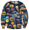 Galaxy Sweets Sweater - Shweeet