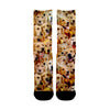 Image of Golden Retriever Faces Socks