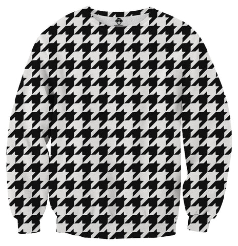 Houndstooth Sweater - Shweeet