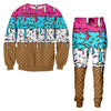 Image of ice cream tracksuit