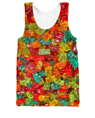 Gummy Bears Tank top - Shweeet