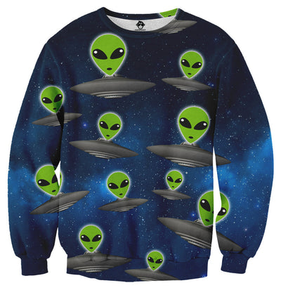 Aliens Sweater - Shweeet