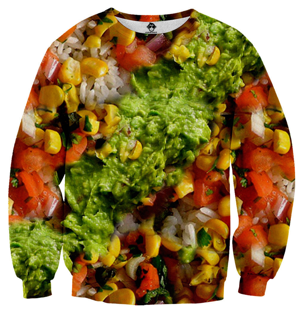 Burrito Bowl Sweater - Shweeet