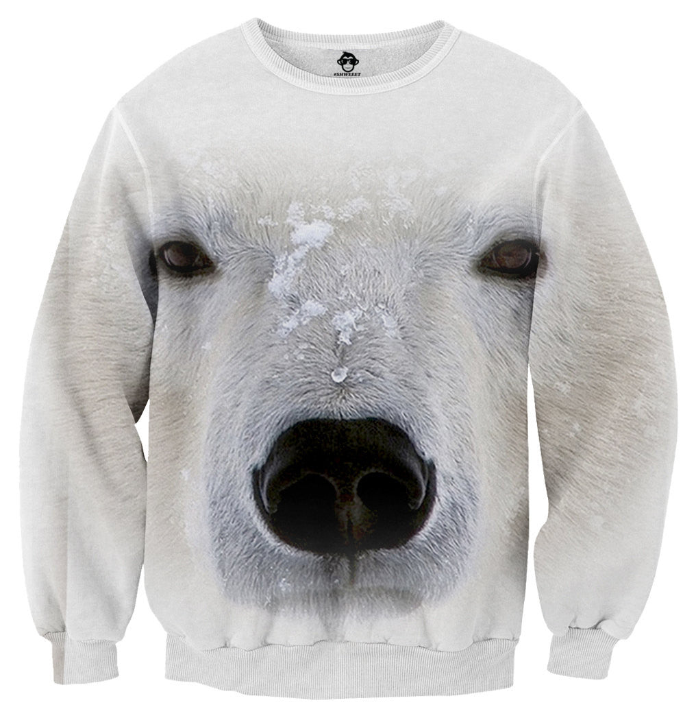 Polar Bear Sweater - Shweeet