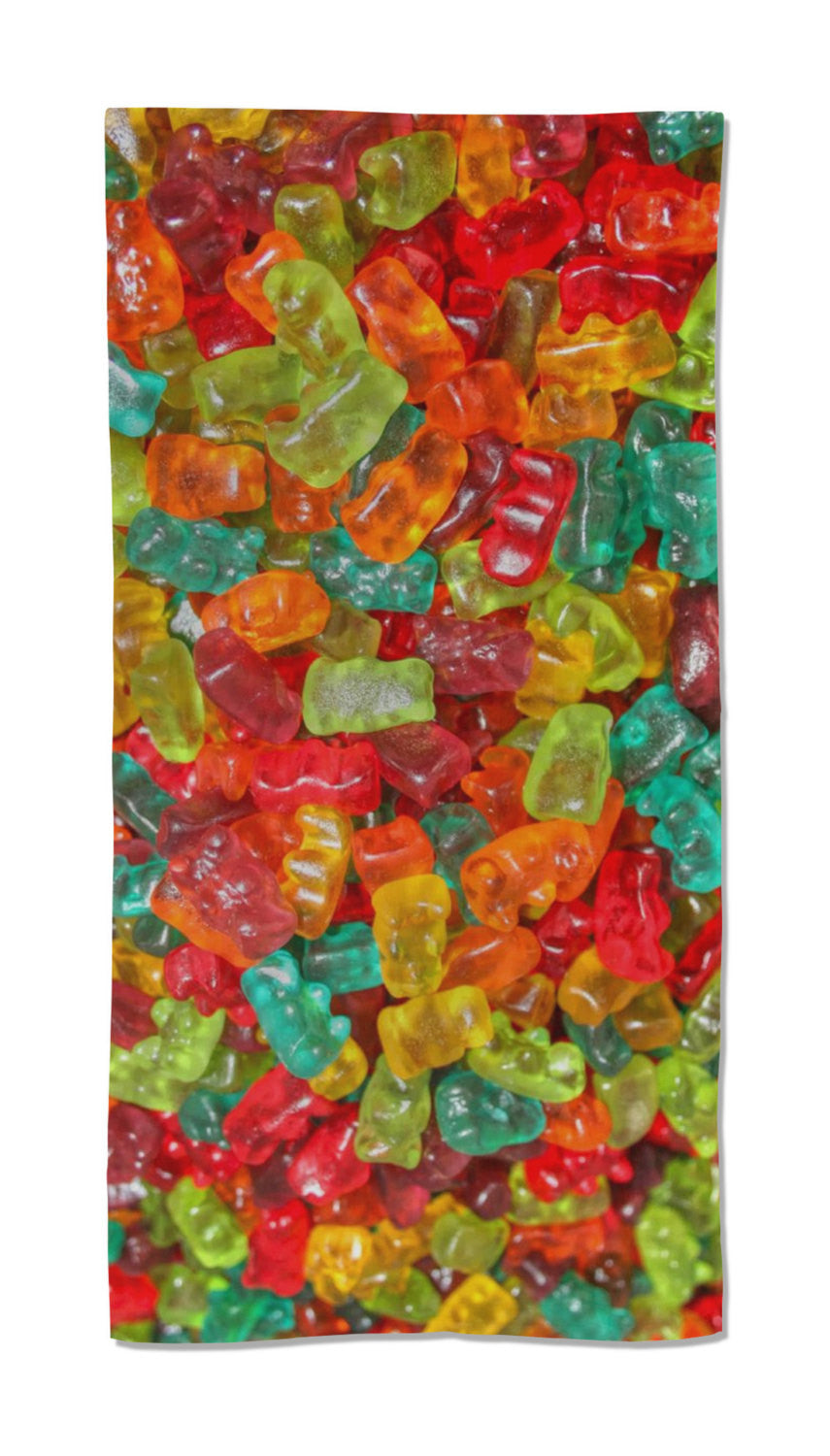 Gummy Bears Towel - Shweeet