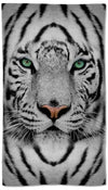 White Tiger Towel - Shweeet