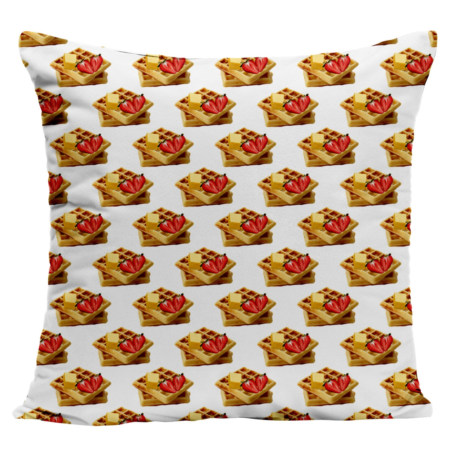 Waffles Pillow