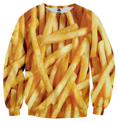 French Fries Sweater - Shweeet