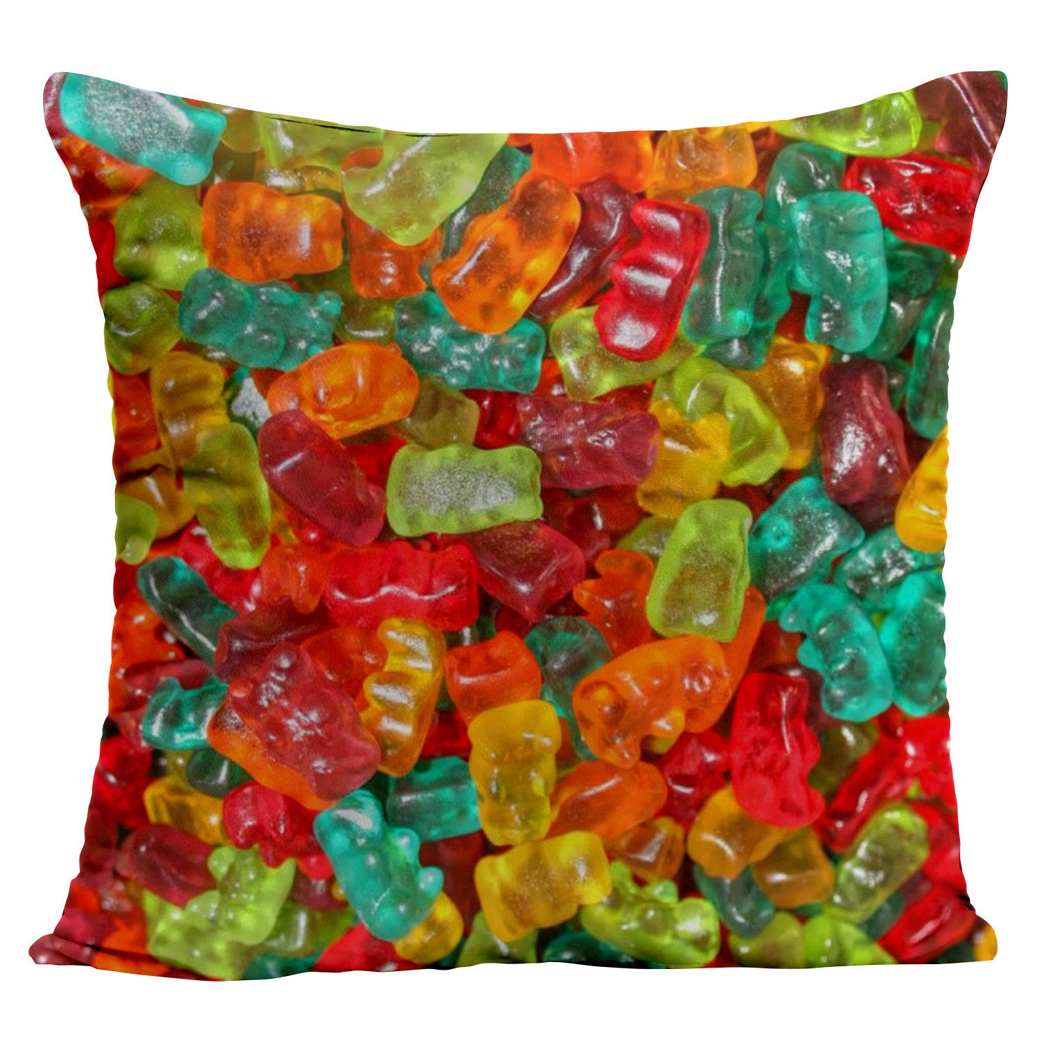 Gummy Bears Pillow - Shweeet