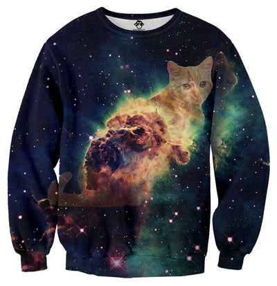 Nebula Cat Sweater