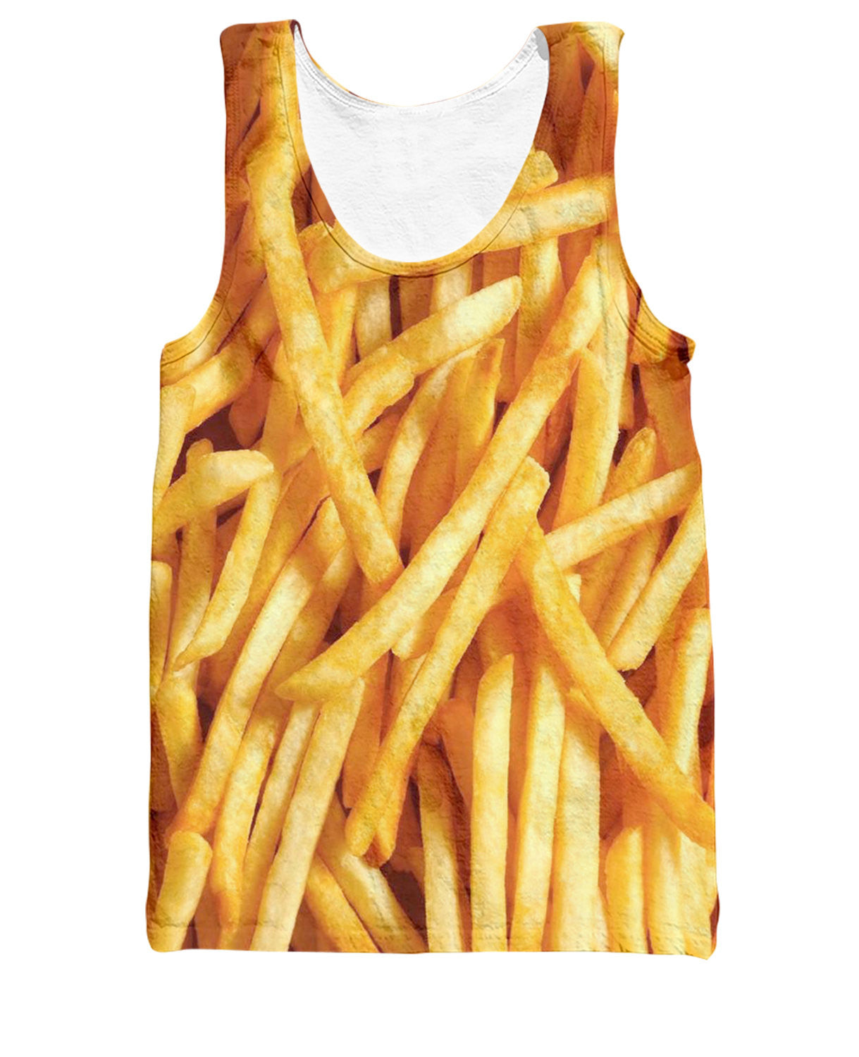 French Fries Tank top - Shweeet