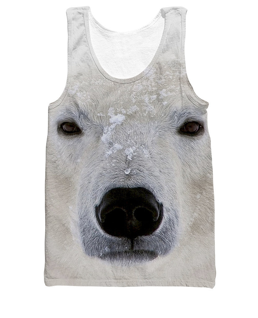 Polar Bear Tank Top - Shweeet