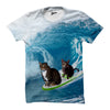 Oskar and Klaus Surfs Up! T-Shirt - Shweeet